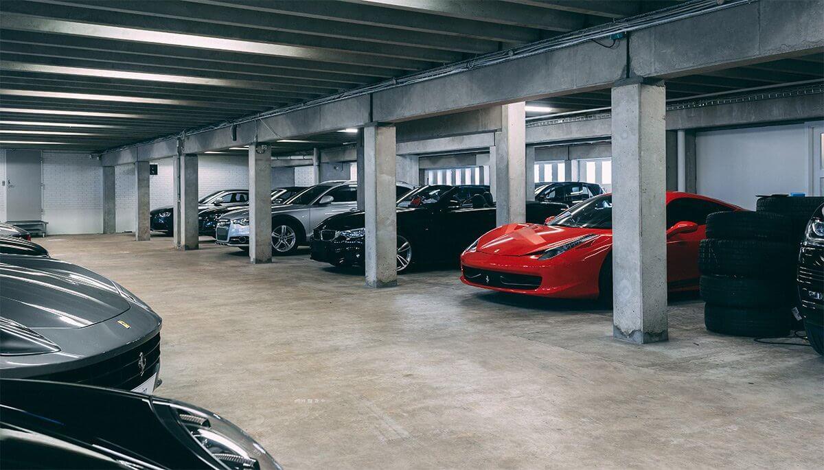 Biler som kan leases